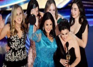 'Period – end of sentence' grabs Oscar