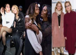 some celebrity moms got real about motherhood