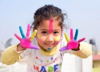 Celebrate a Safe and Eco Friendly Holi with Kids