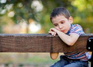 depressed kids