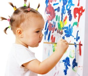 Importance of arts in kids