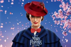 The Mary Poppins remake