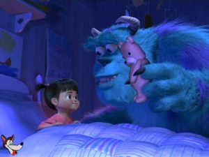 Monster Inc. MOVIE