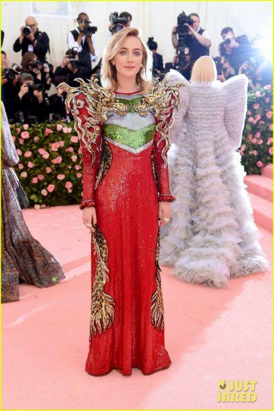 Saoirse Ronan Met gala 2019