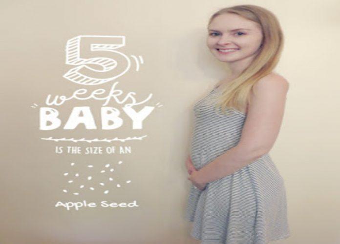 5 week pregnant