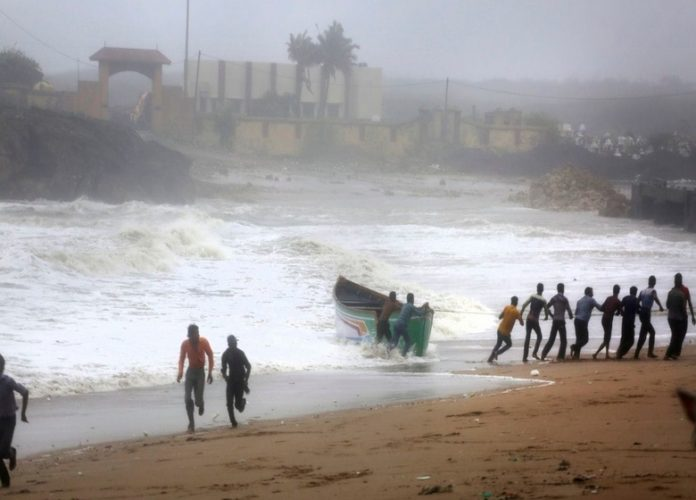 Gujarat- Cyclone Vayu