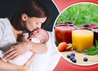 Beverages for Breastfeeding Mothers