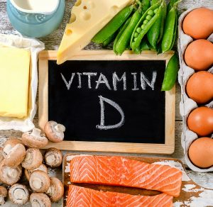 Vitamin d for cavity