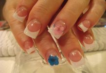 acrylic nails during pregnancy