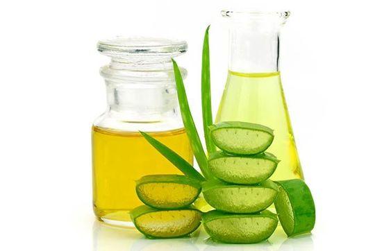 castor oil dandruff