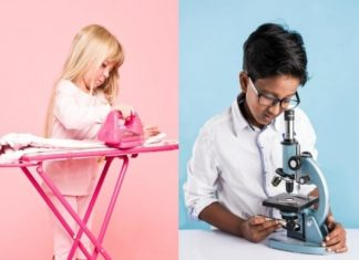 Avoid gender stereotype