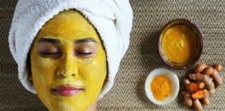 Homemade skin tightening face pack