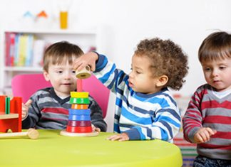 Tips to Smoothen Preschool Routine