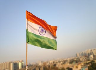 Indian flag facts