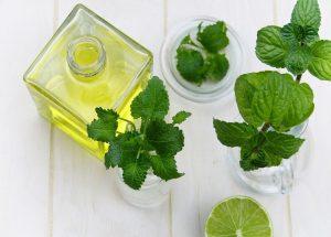 peppermint oil for hair