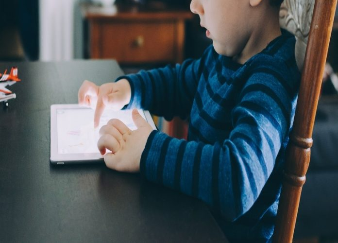 Side effects of gadgets on child