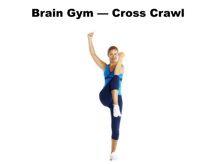 Brain Gym Exercises for Kids