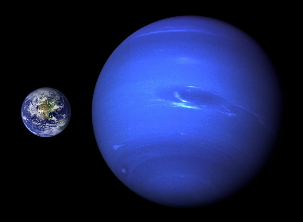Amazing facts about neptune for kids