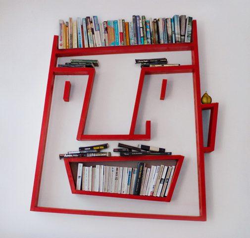 Unique Bookshelves Ideas For Book Lovers