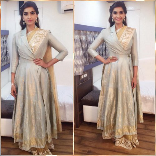 Celebrate This Diwali With Trendy Fusion Outfits