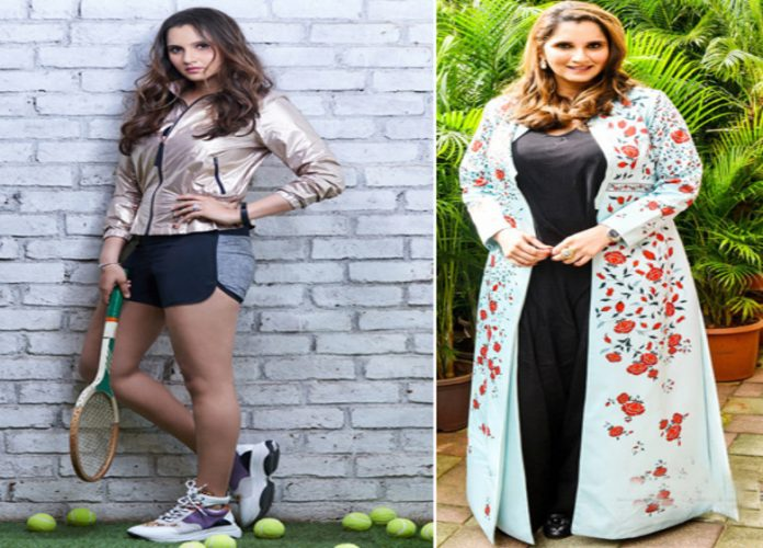 How Sania Mirza Loss Weight Post-Pregnancy?
