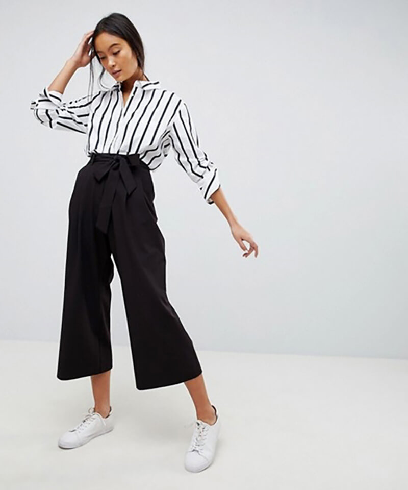 Ways To Style Your Black And White Outfits