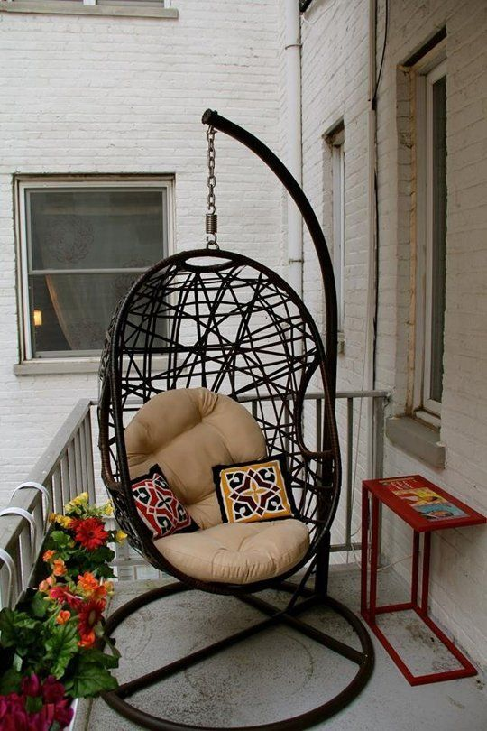 Creative Balcony Decor Ideas