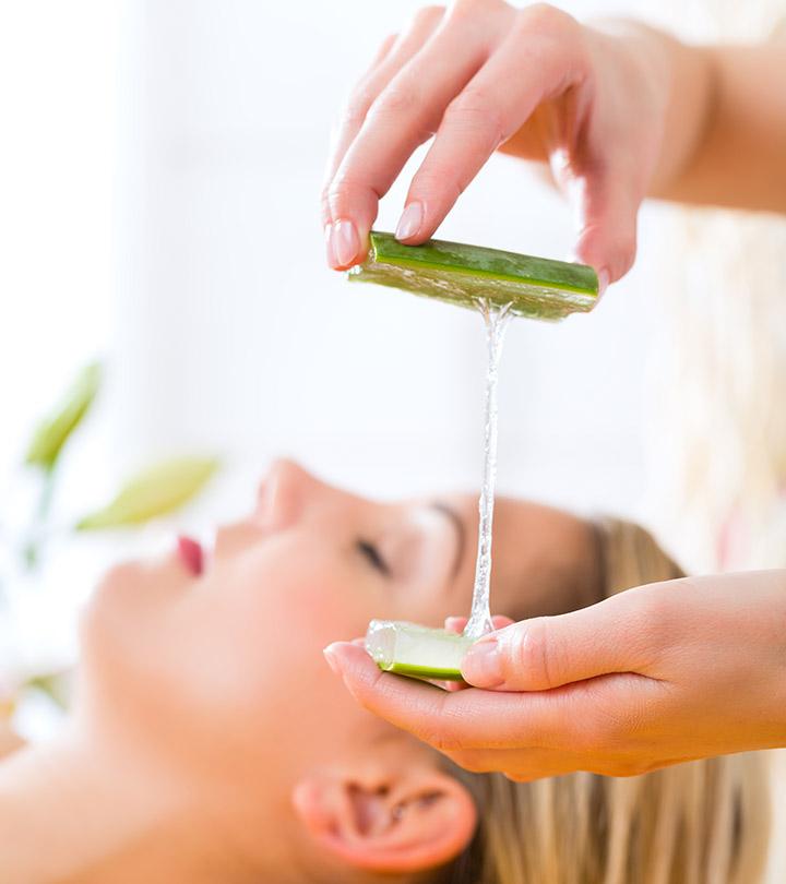 Benefits of Aloe-Vera for skin and hair