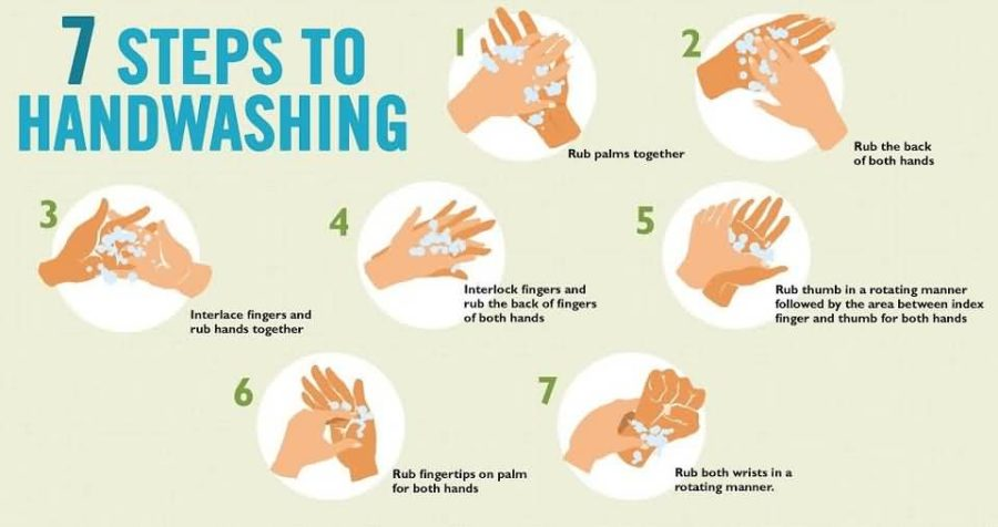 Procedure for Handwashing