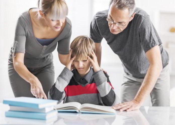 Effects Of Parental Pressure on Children