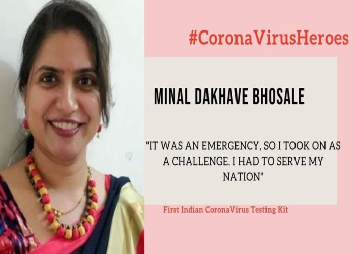 Minal Dakhave Bhosale: Woman Behind India's First COVID Test