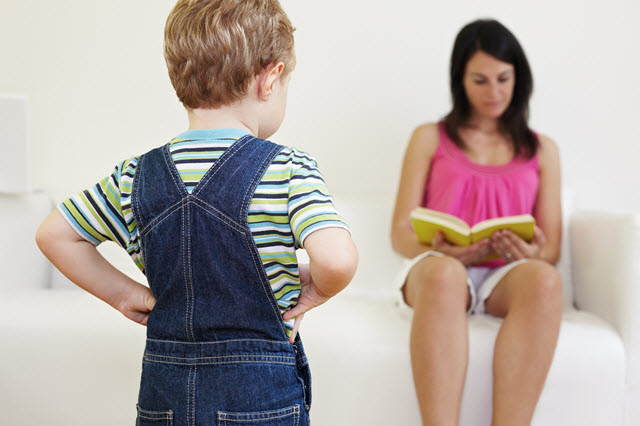 How to Deal With Attention-Seeking Behavior in Kids
