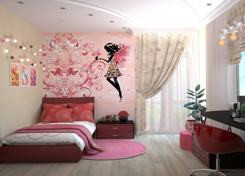 Creative Ideas To Decorate Your Girl S Room Momababyetc