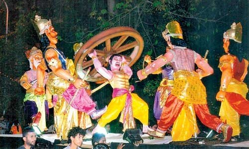 Stories Of Mahabharata For Children