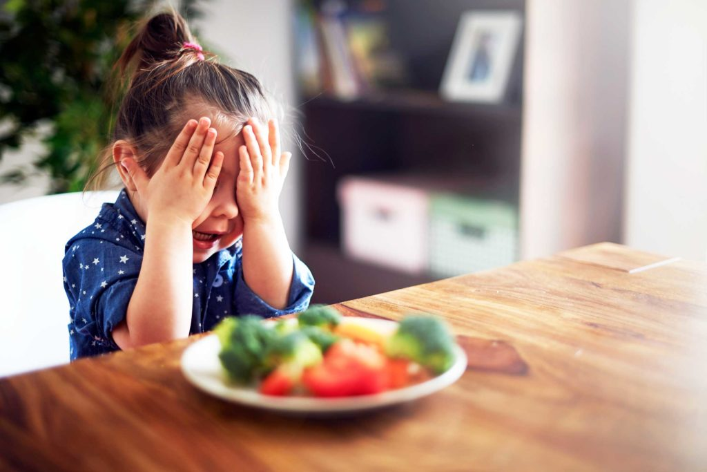 What Are The Effects Of Force-Feeding Kids?