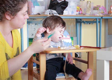 Parents Force-feeding Kids