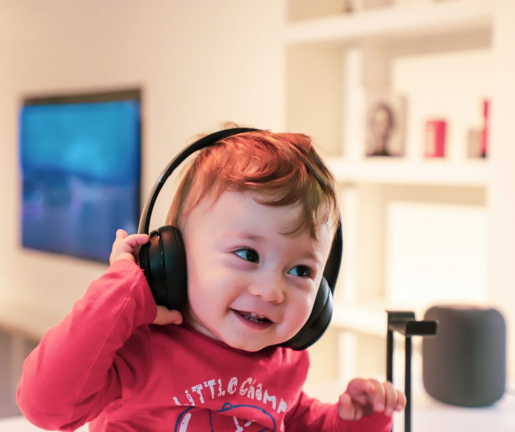 How To Use Music For Development Of Baby