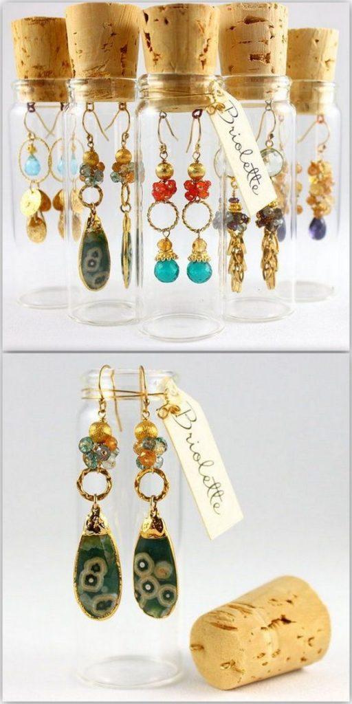Creative Jewelry Organizing Ideas