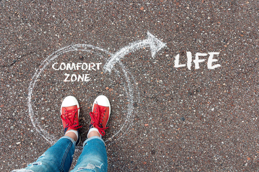 10 Ways to Step Outside Your Comfort Zone