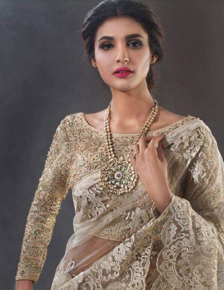 Latest Bridal Saree Blouse Designs To Amaze You