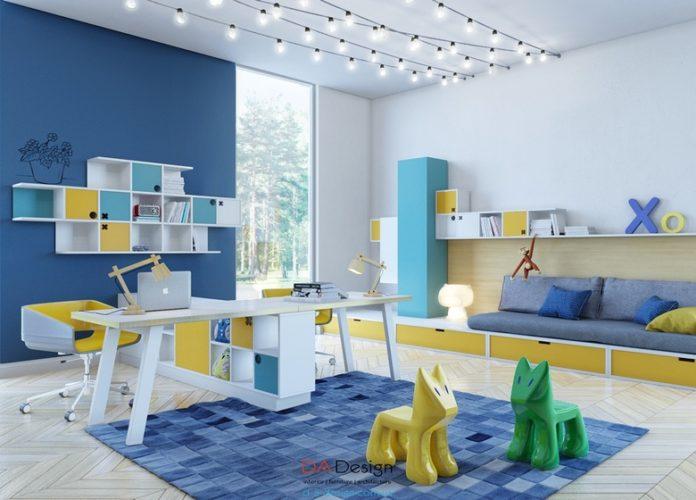 Smart Ideas for Kids Bedroom In Budget