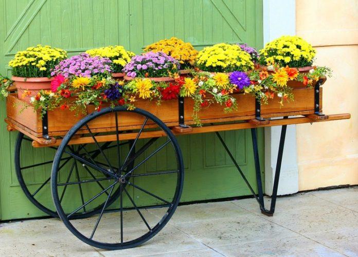 Exciting DIY Planter Ideas For Inspirati