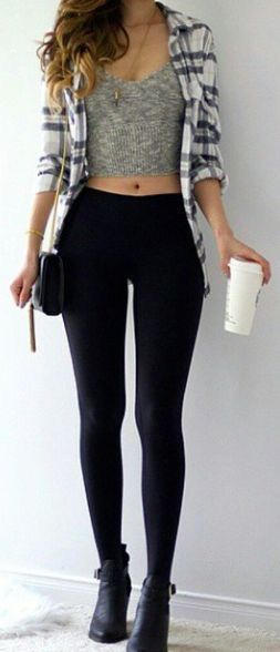 Different Ways Of Styling Crop Top