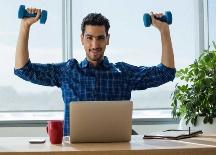 How To Stay Fit While Working From Home