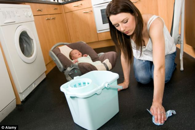 Tips To Balance Newborn Care And Housework