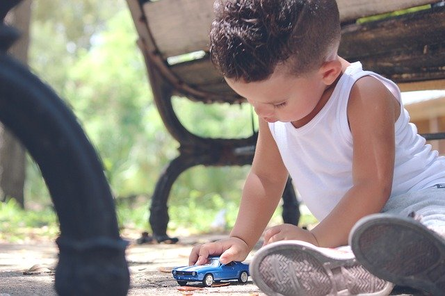 What Are The 5 Stages Of Child Development