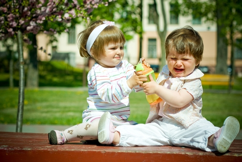 Tips To Deal With Fighting Between Twins