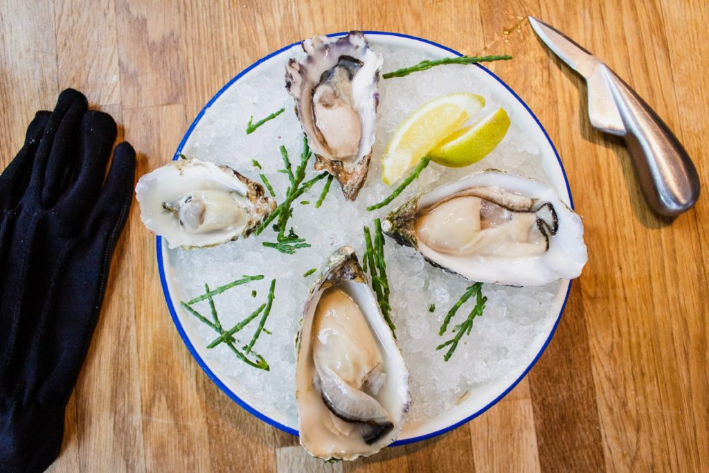 Eating Oysters During Pregnancy