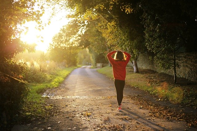 Know How To Do Walking Meditation