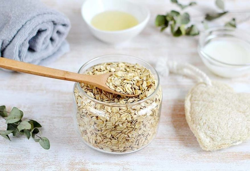 Benefits Of Oatmeal Bath For Babies